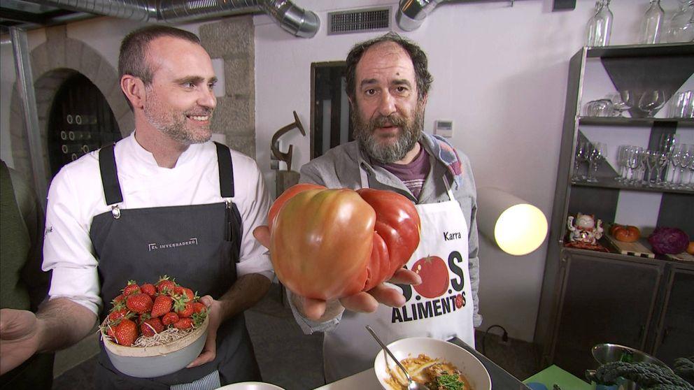 TVE ficha a Karra Elejalde para presentar 'S.O.S. Alimentos'