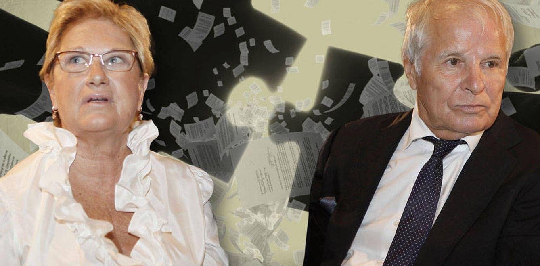 Foto: Martina Fraysse y el Cordobés, fotomontaje realizado por Vanitatis.