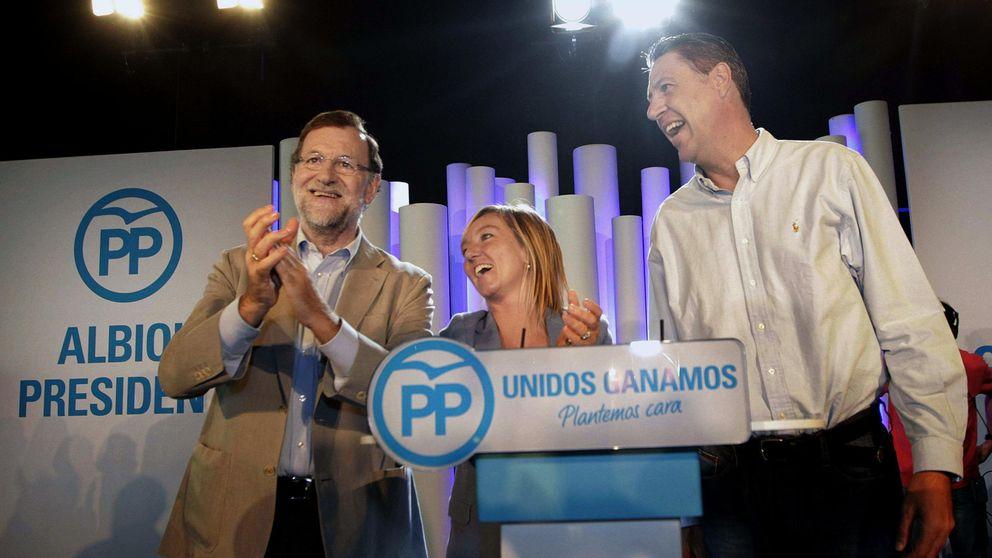 Rajoy pide el voto en Cataluña para que haya diálogo y no un monólogo