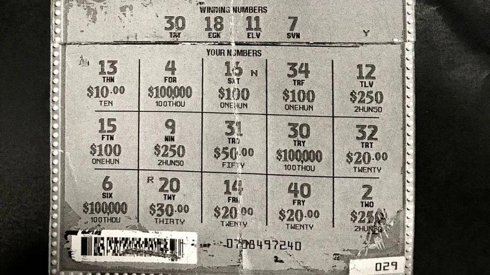 Intentan engañar a la lotería para cobrar un boleto falso de 90.000 euros