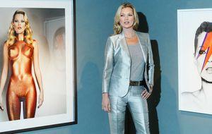 La modelo británica Kate Moss se desnuda para 'Playboy'