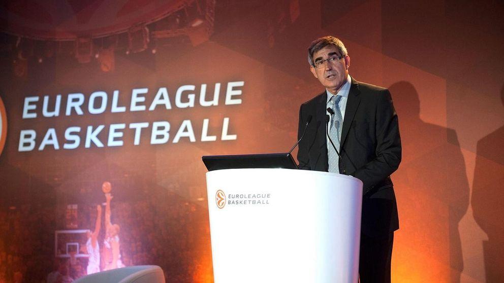Jordi Bertomeu: ''La propiedad de la Euroliga por los clubes es una línea roja''