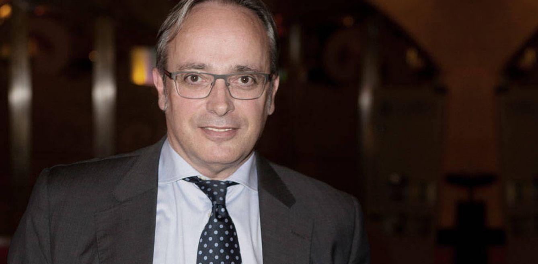 Foto: El periodista Alfredo Urdaci en una imagen de archivo (Gtres)