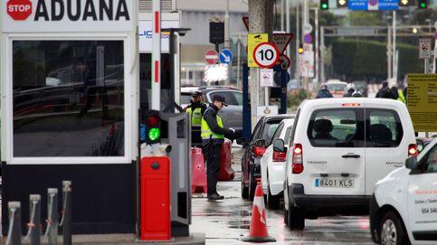 ¿Por qué España requisa el coche de los gibraltareños residentes en España?