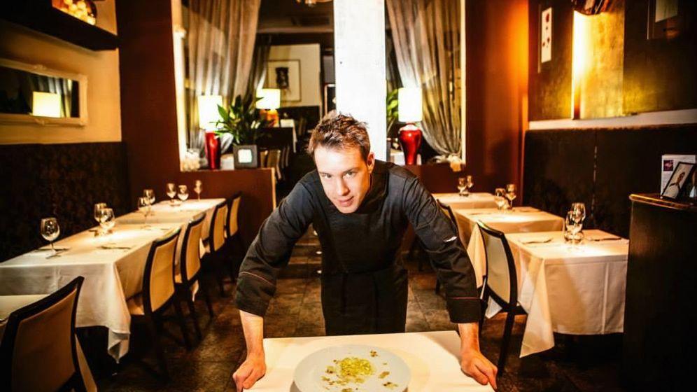 Foto: Gioia, buena cocina italiana, del Piamonte, en Madrid