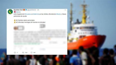 Caos y bulos en la red por la llegada del Aquarius: cuidado con las donaciones online