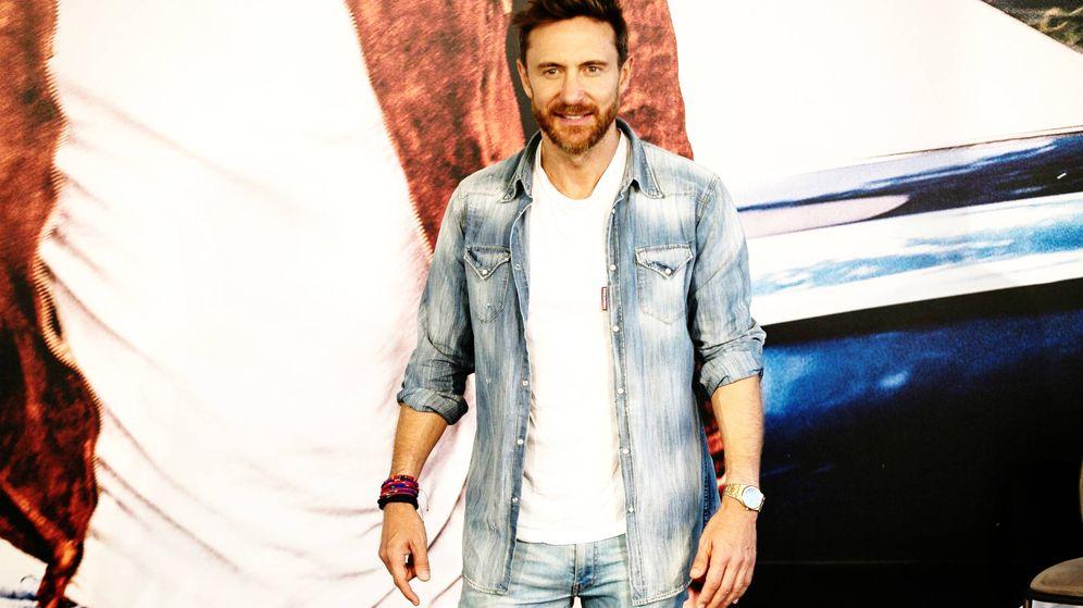 Foto: David Guetta al presentar esta semana su nuevo álbum de estudio en Madrid. (EFE)