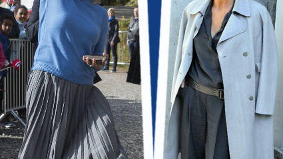 Estilo Real: del look abuelita de Mette-Marit a la masculinidad de Charlène
