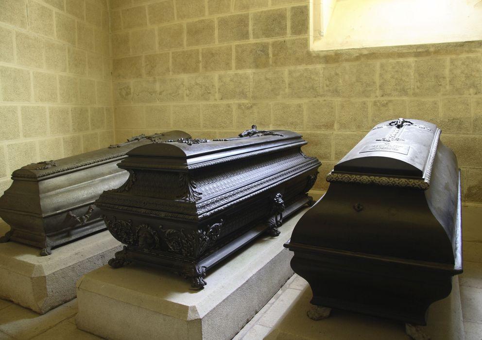 Foto: ¿Son los ataúdes protegidos contra el exterior una forma de negar la existencia de la muerte? (iStock)