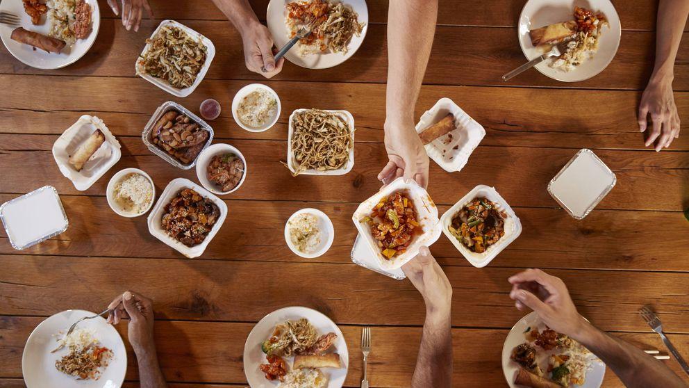 Comer en un chino engorda: ten cuidado con los platos más calóricos