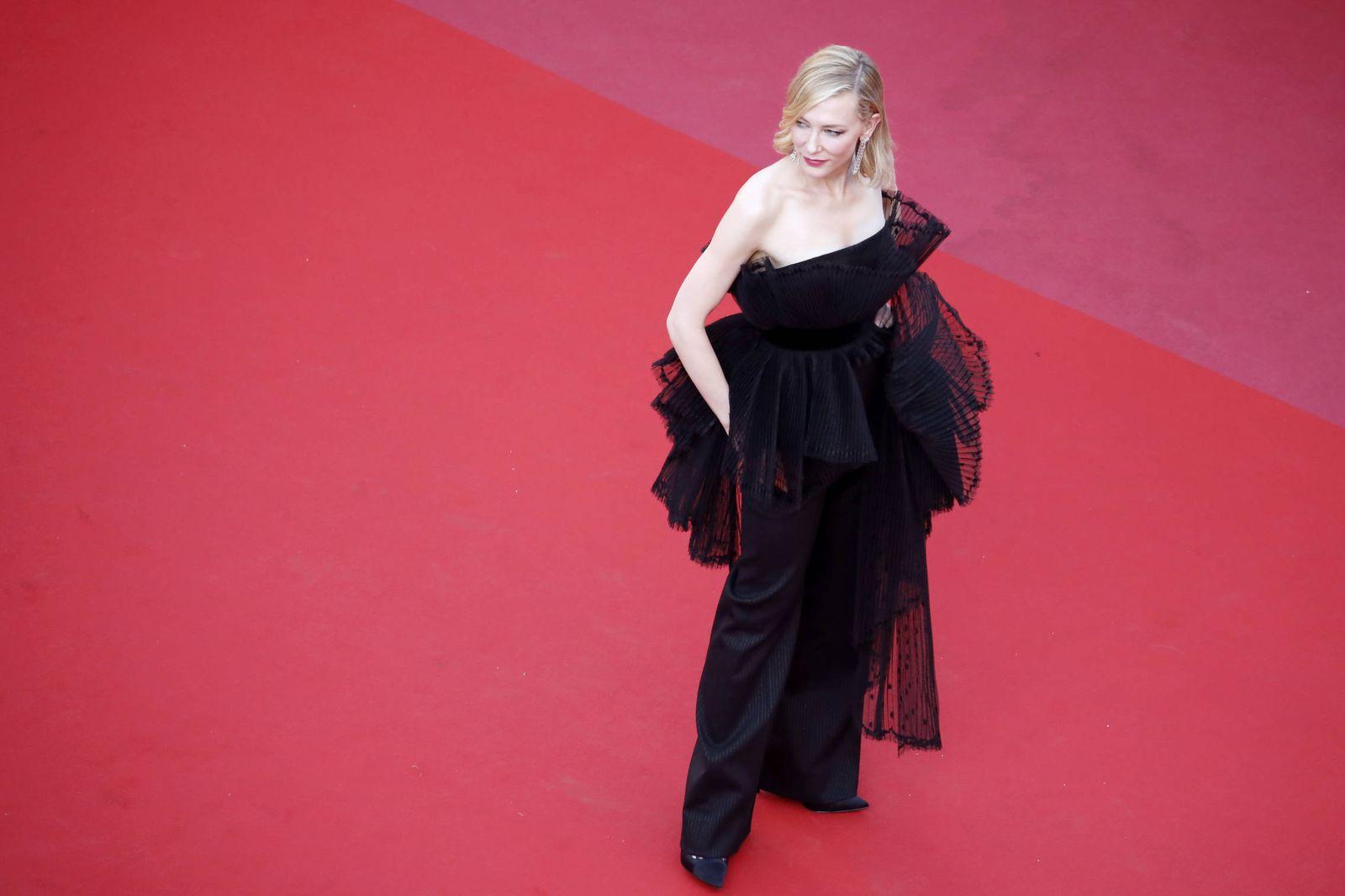 Festival de Cannes: Cate Blanchett, reina del glamour absoluta en el ...