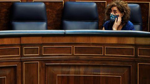 ERC y una diputada de Podemos salvan el decreto del Gobierno sobre los interinos