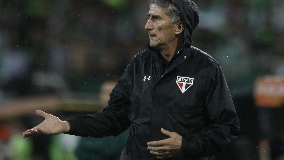 Bauza, seleccionador argentino, antela imposibilidad de liberar a Sampaoli