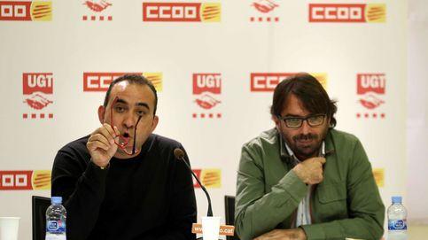 """CCOO y UGT pierden afiliados por """"razones políticas"""" en Cataluña"""
