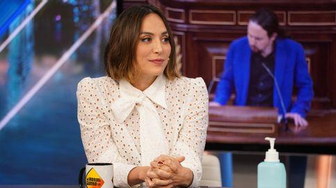 Vacunas y Pablo Iglesias: la última visita de Tamara Falcó a 'El Hormiguero' incendia las redes