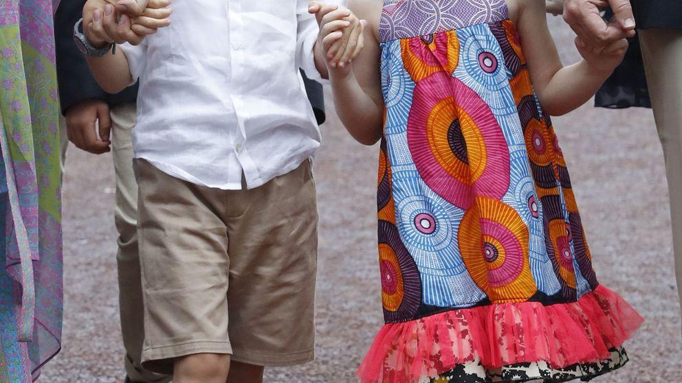 Jacques y Gabriella cumplen 5 años (y Charlène lo celebra con este adorable vídeo)