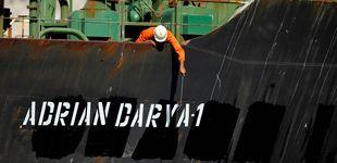 Post de El destino 'fantasma' en el Mediterráneo del petrolero iraní liberado por Gibraltar