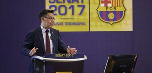 Post de Pánico al doblete del Madrid: el Barça se coloca la venda antes de tener la herida