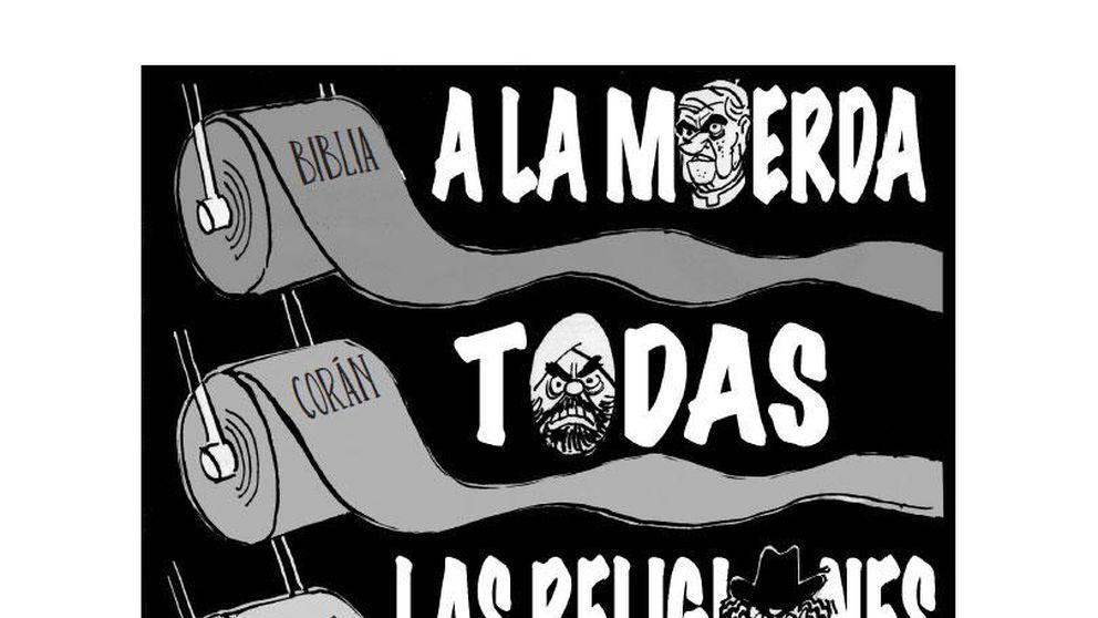 Homenaje a 'Charlie Hebdo' en español: '¿Podemos aún reírnos de todo?'