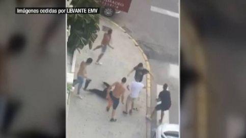 Brutal paliza en Gandía a la salida de una discoteca