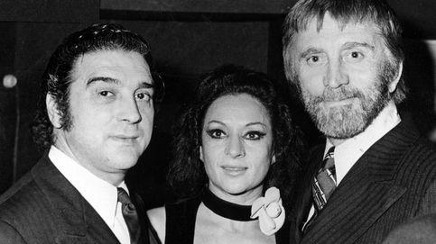 El día en que Kirk Douglas conoció a Lola Flores y se reconcilió con su hijo en Mallorca