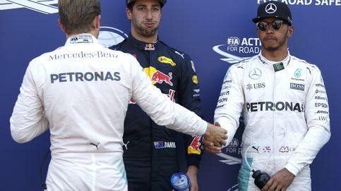 Hamilton se prepara ante el tercer 'tortazo' que recibirá de Mercedes
