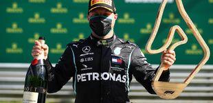 Post de Resultado Fórmula 1: victoria de Bottas y tremendo podio de McLaren con Sainz 5º