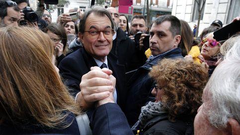 Artur Mas y Neus Lloveras declaran en el Supremo en la causa por rebelión