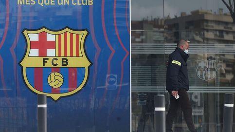 El Barça, bajo la tormenta perfecta en los peores días de sus 121 años de historia
