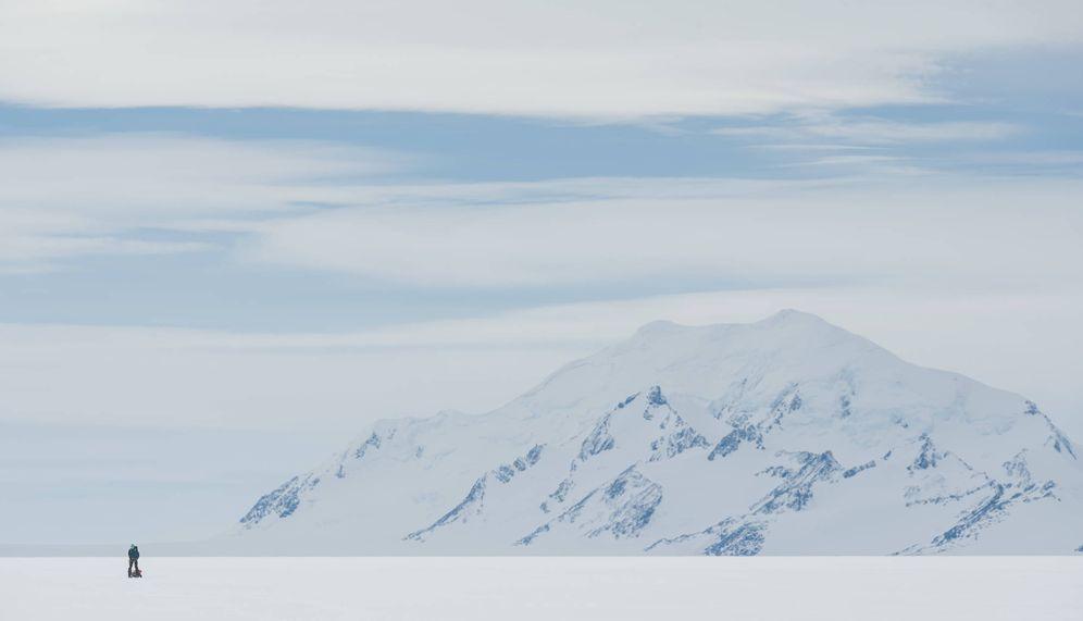 Foto: Espectacular imagen de la Patagonia. (FOTO: Pedro Cifuentes)