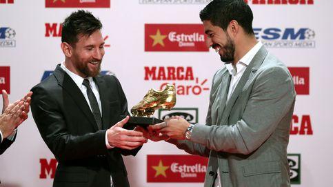 Messi recoge la Bota de Oro... pero ni media palabra sobre la renovación
