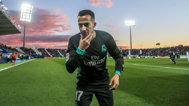 Por qué el vestuario del Real Madrid llama a Lucas Vázquez el 'Hombre de hierro'