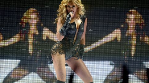 Las cantantes Lady Gaga y Beyonce, protagonistas de la Super Bowl