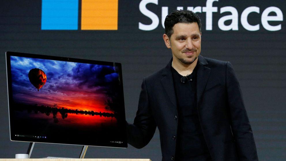 Microsoft estrena Surface Studio, un PC de sobremesa para competir con Apple