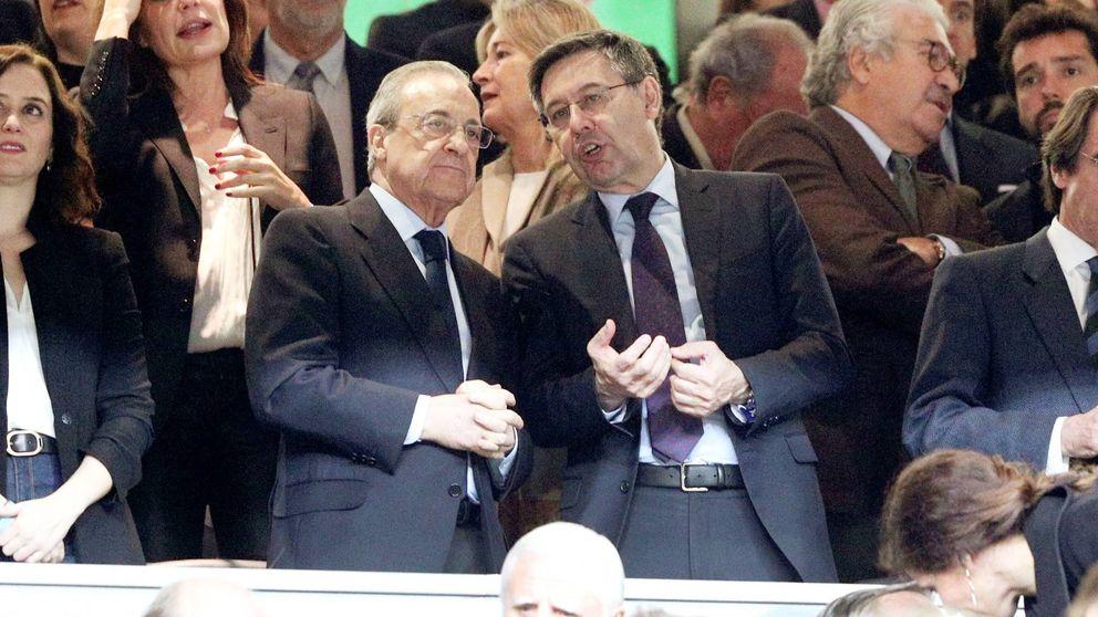 Pérez y Bartomeu piden al CSD no cubrir con su dinero las pérdidas de Madrid y Barça
