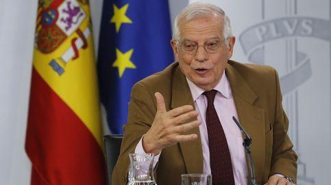 Siga en directo la comparecencia de Josep Borrell en la Comisión de Asuntos Exteriores