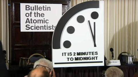 Cien segundos para morir: el Reloj del Apocalipsis marca su peor dato histórico