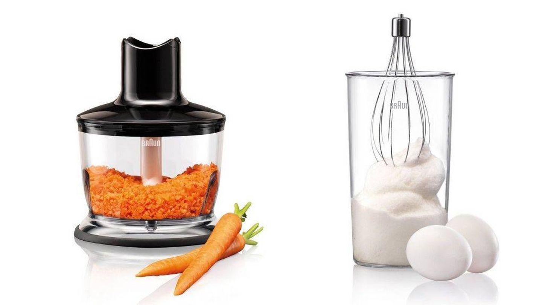 Accesorios imprescindibles de batidora para todo buen cocinero