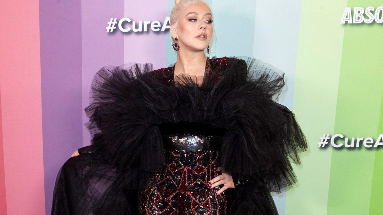 Así es la dieta de los colores que siguió Christina Aguilera para adelgazar