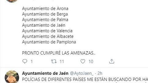 'Hackean' la cuenta de Twitter del Ayuntamiento de Jaén y amenazan al alcalde