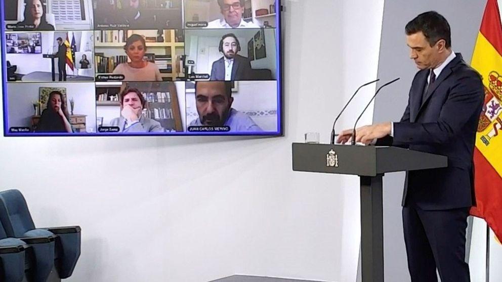 Sánchez anuncia un fondo no reembolsable de 16.000 millones a las CC. AA. para la reconstrucción