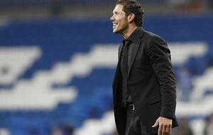 Simeone, satisfecho con la reacción del club tras su 'rajada'
