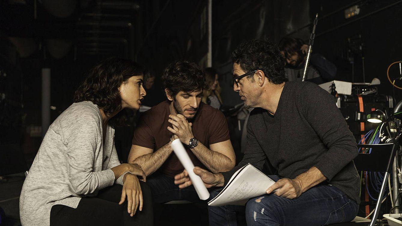 Foto: Arranca la grabación de la serie 'El accidente' (Mediaset España)