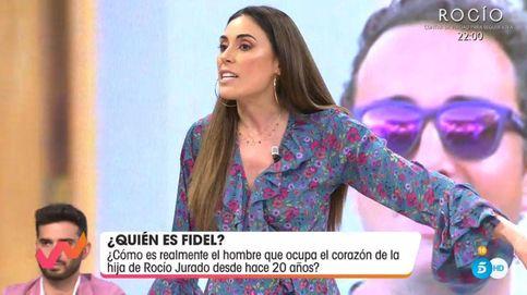 El cabreo monumental de Isabel Rábago con Diego Arrabal: ¡Retira lo dicho!