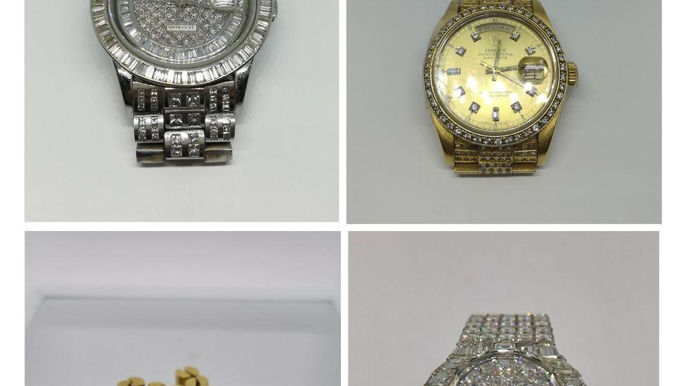México subasta joyas extravagantes confiscadas a delincuentes