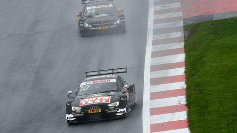 Échalo fuera: el piloto que sacó de pista a dos Mercedes por un liderato