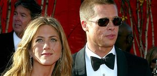 Post de El curioso caso del 'slip dress' en las parejas de Brad Pitt, de Jennifer Aniston a Angelina