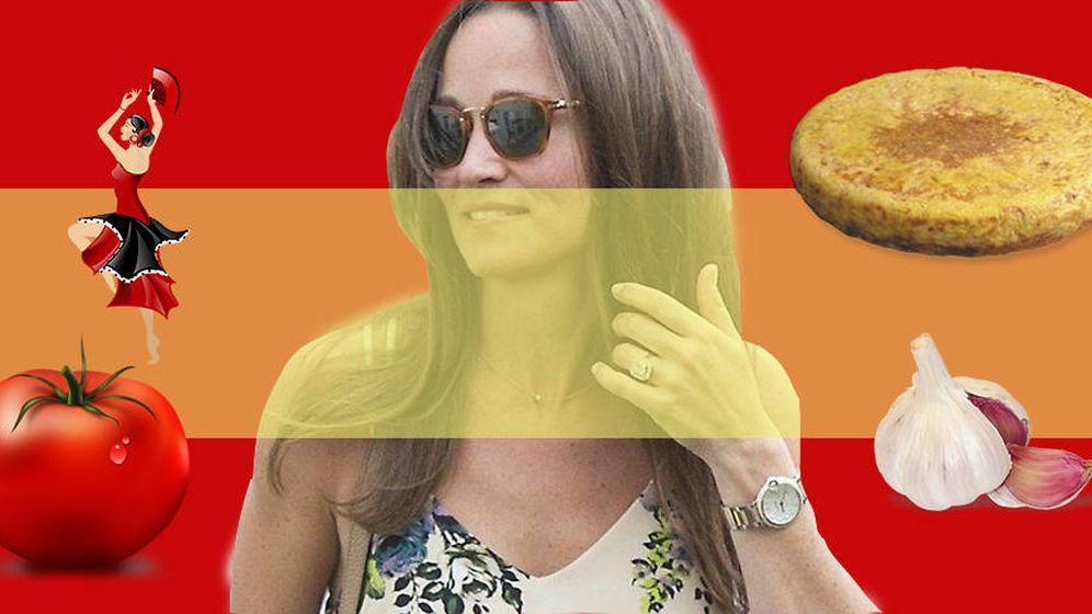 Foto: A Pippa Middleton le encanta la cocina y la cultura española