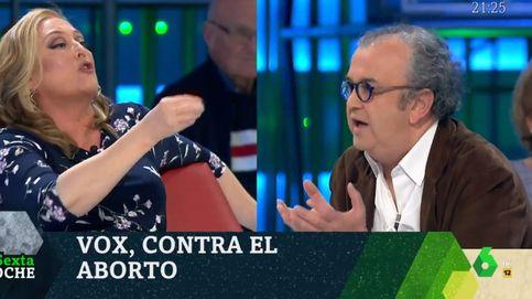 'La Sexta noche' | Elisa Beni estalla contra Roig: Eres un faltón