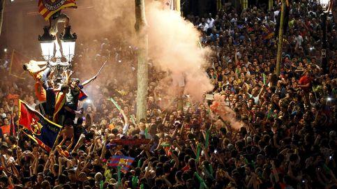 Las mejores imágenes de la final de la Champions League